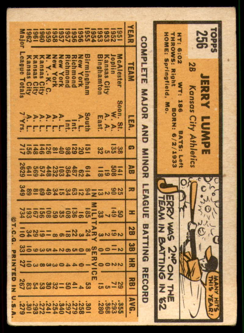 1963-Topps-Baseball-221-270-complete-your-set-you-pick-the-card