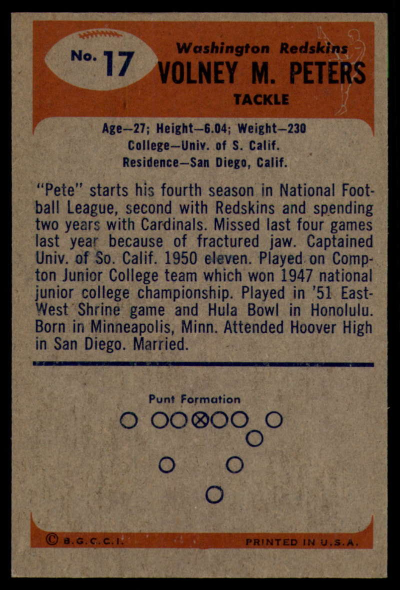 1955-Bowman-Football-1-70-Complete-your-set-Pick-your-card thumbnail 85