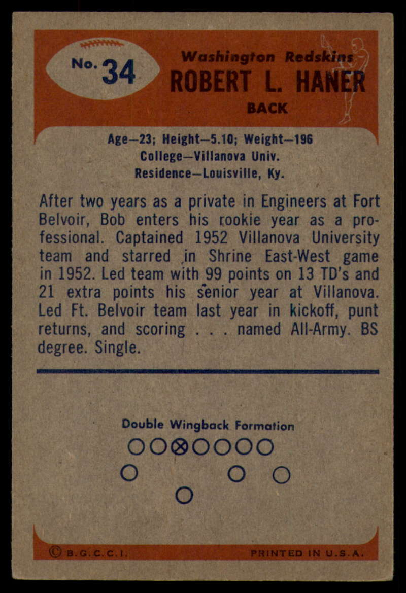 1955-Bowman-Football-1-70-Complete-your-set-Pick-your-card thumbnail 167