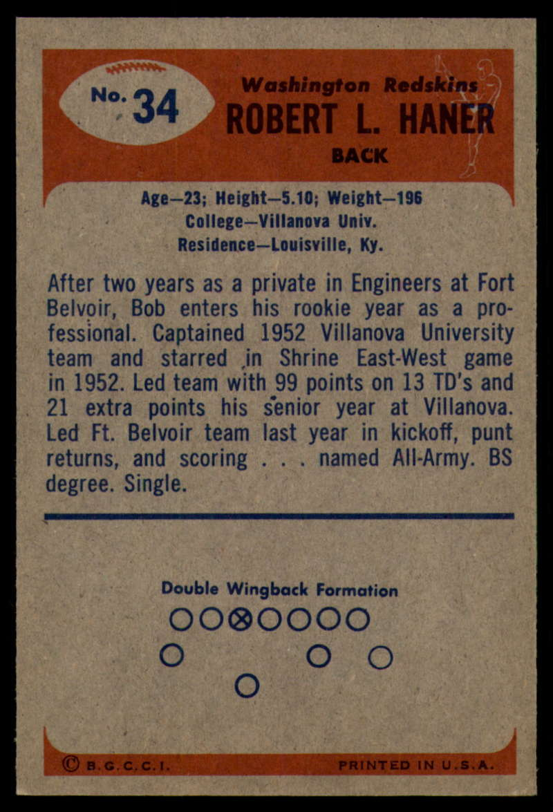 1955-Bowman-Football-1-70-Complete-your-set-Pick-your-card thumbnail 169