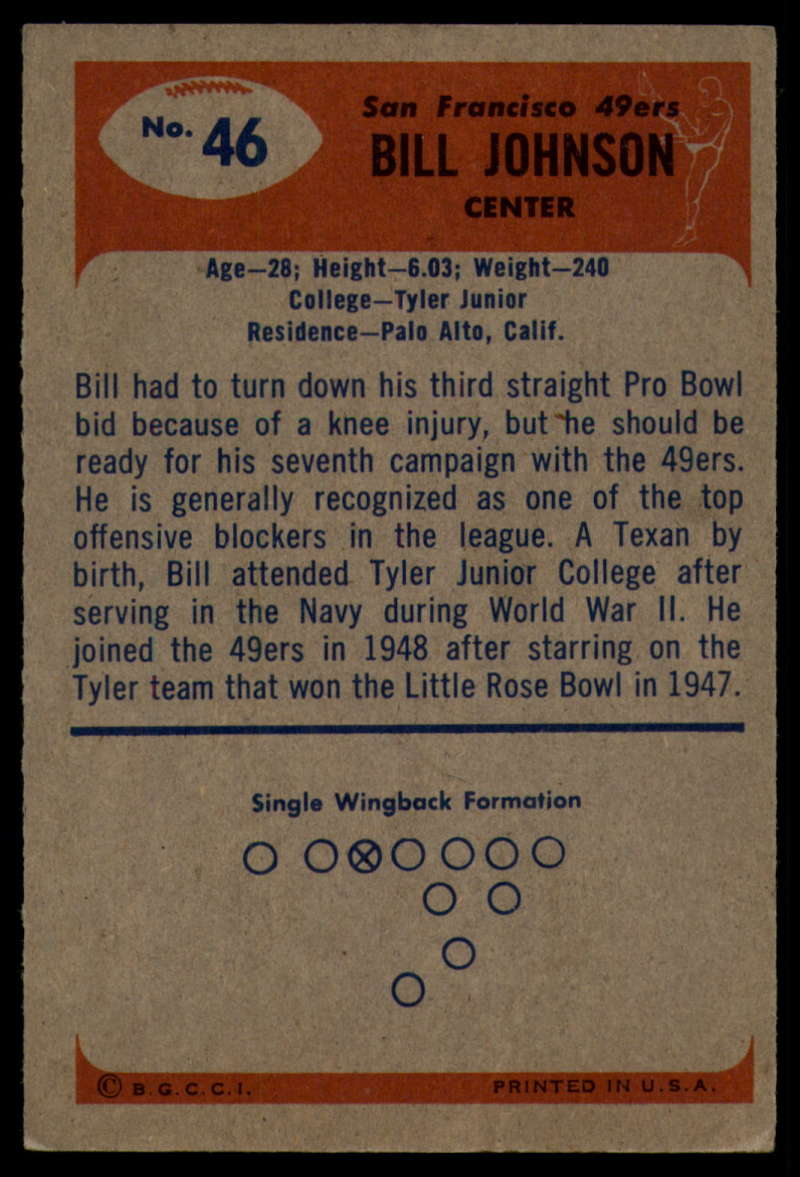 1955-Bowman-Football-1-70-Complete-your-set-Pick-your-card thumbnail 239