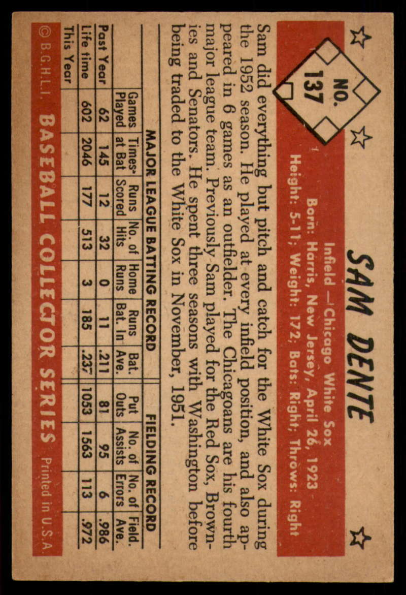 1953-Bowman-Color-Baseball-Group-3-101-160-Complete-Your-Set-You-Pick-The-Card