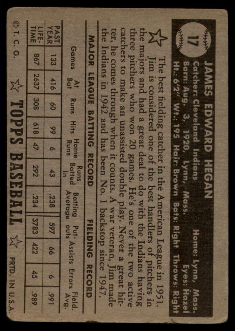 1952-Topps-Baseball-Black-Back-1-45-Complete-your-set-Pick-your-card thumbnail 75