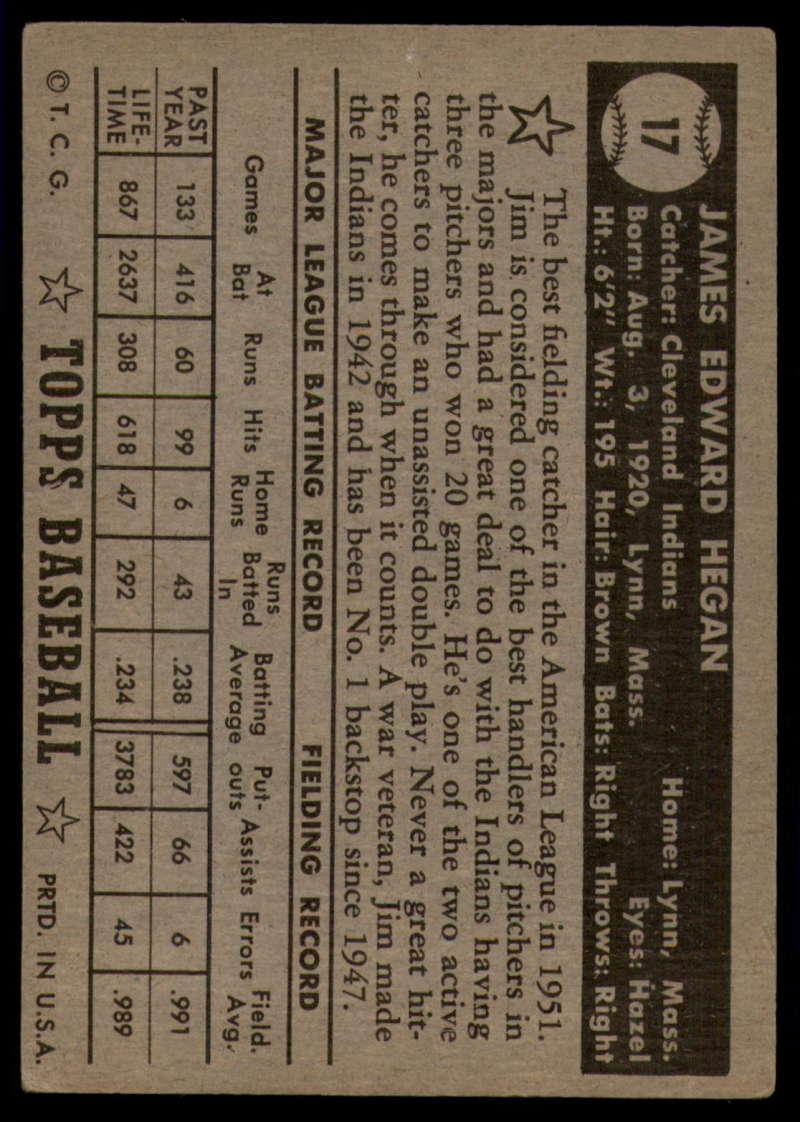 1952-Topps-Baseball-Black-Back-1-45-Complete-your-set-Pick-your-card thumbnail 81