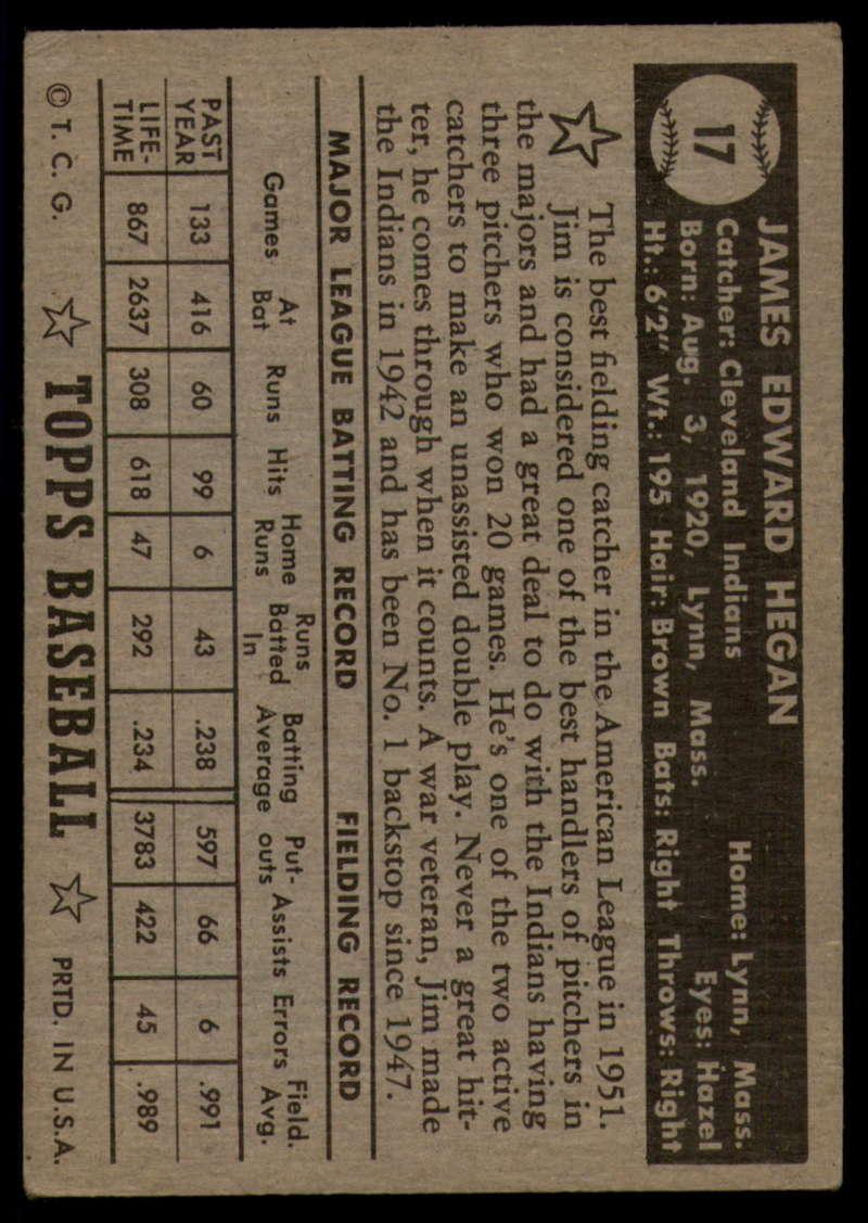 1952-Topps-Baseball-Black-Back-1-45-Complete-your-set-Pick-your-card thumbnail 83