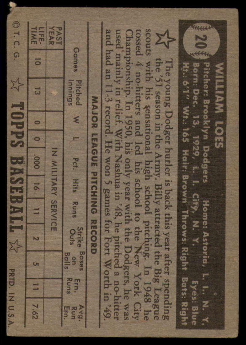 1952-Topps-Baseball-Black-Back-1-45-Complete-your-set-Pick-your-card thumbnail 99