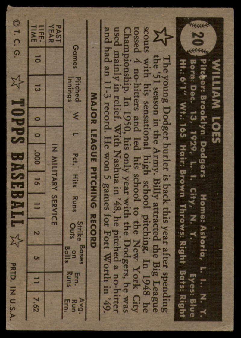 1952-Topps-Baseball-Black-Back-1-45-Complete-your-set-Pick-your-card thumbnail 101