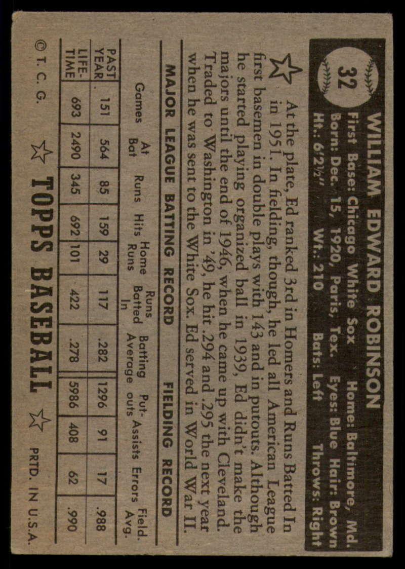 1952-Topps-Baseball-Black-Back-1-45-Complete-your-set-Pick-your-card thumbnail 189