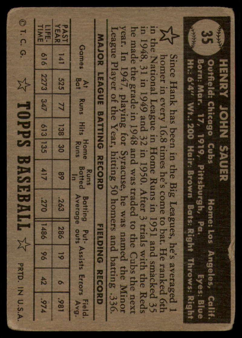 1952-Topps-Baseball-Black-Back-1-45-Complete-your-set-Pick-your-card thumbnail 213