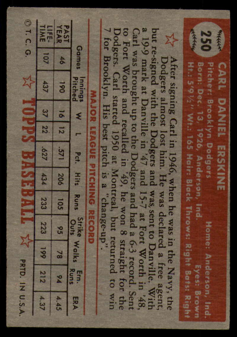1952-Topps-Baseball-241-407-Complete-your-set-Pick-your-card thumbnail 83