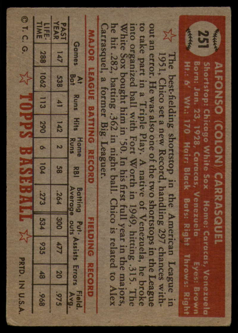 1952-Topps-Baseball-241-407-Complete-your-set-Pick-your-card thumbnail 87
