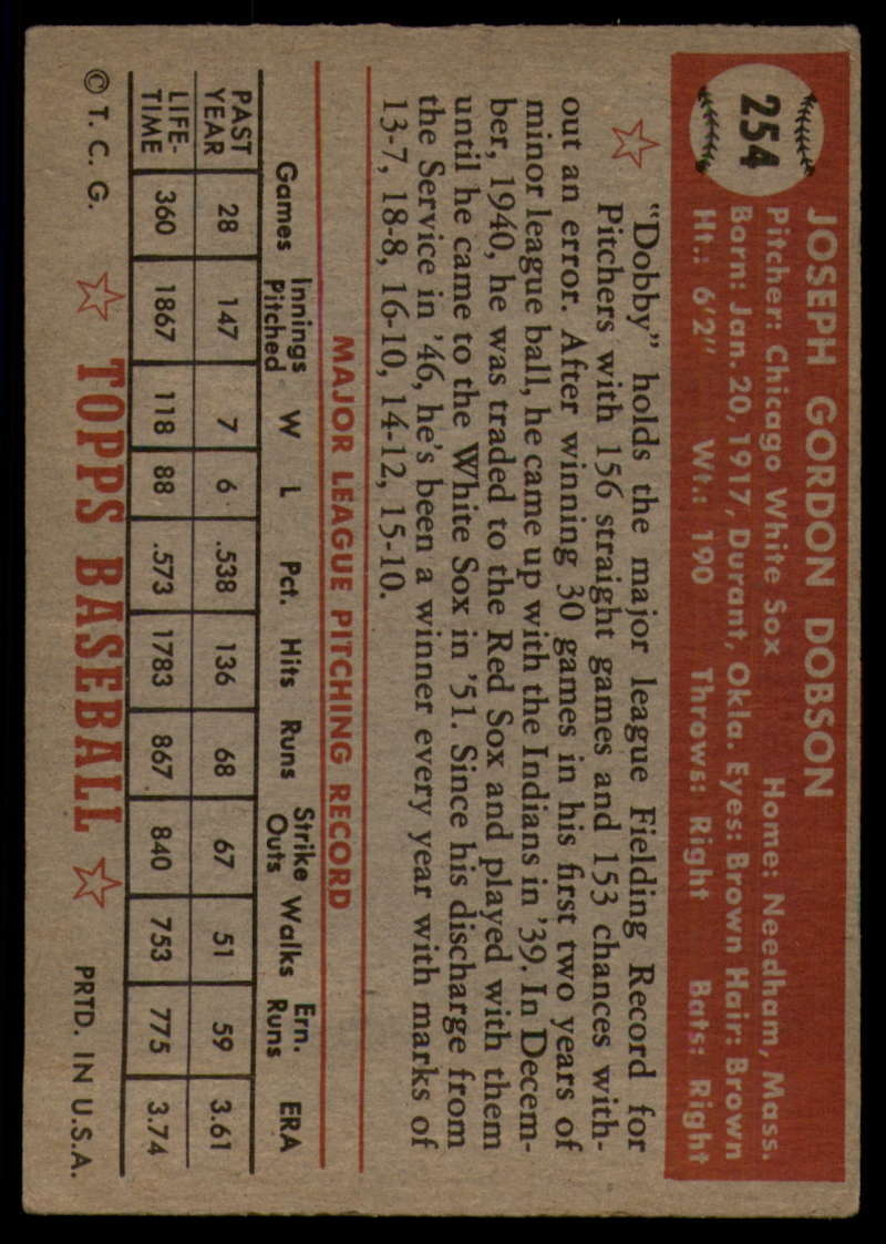 1952-Topps-Baseball-241-407-Complete-your-set-Pick-your-card thumbnail 105
