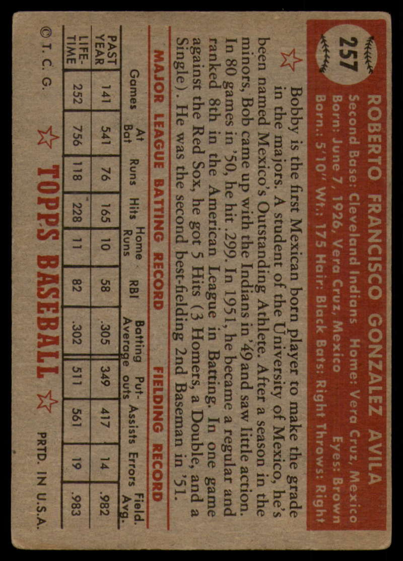 1952-Topps-Baseball-241-407-Complete-your-set-Pick-your-card thumbnail 131