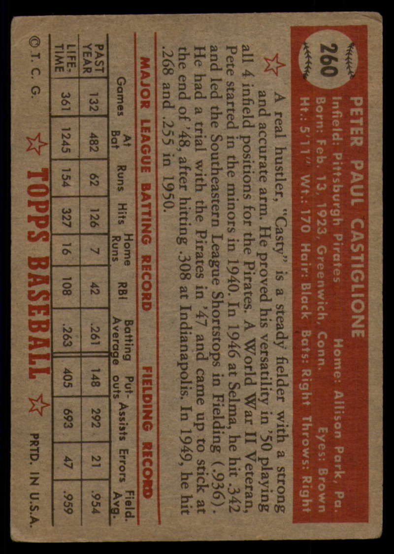 1952-Topps-Baseball-241-407-Complete-your-set-Pick-your-card thumbnail 149