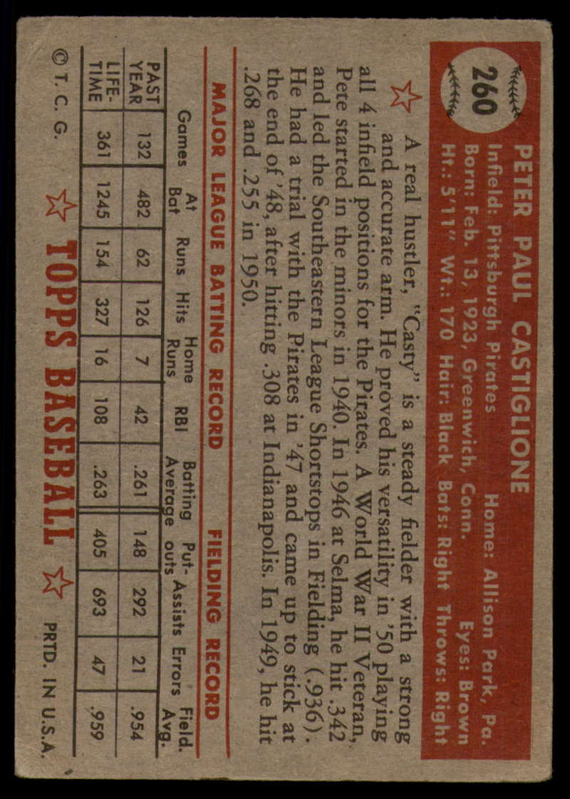 1952-Topps-Baseball-241-407-Complete-your-set-Pick-your-card thumbnail 151