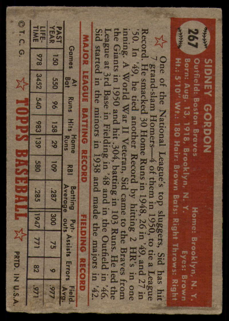 1952-Topps-Baseball-241-407-Complete-your-set-Pick-your-card thumbnail 193