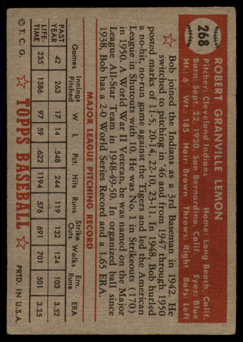1952-Topps-Baseball-241-407-Complete-your-set-Pick-your-card thumbnail 201