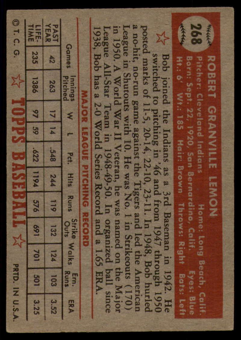 1952-Topps-Baseball-241-407-Complete-your-set-Pick-your-card thumbnail 203