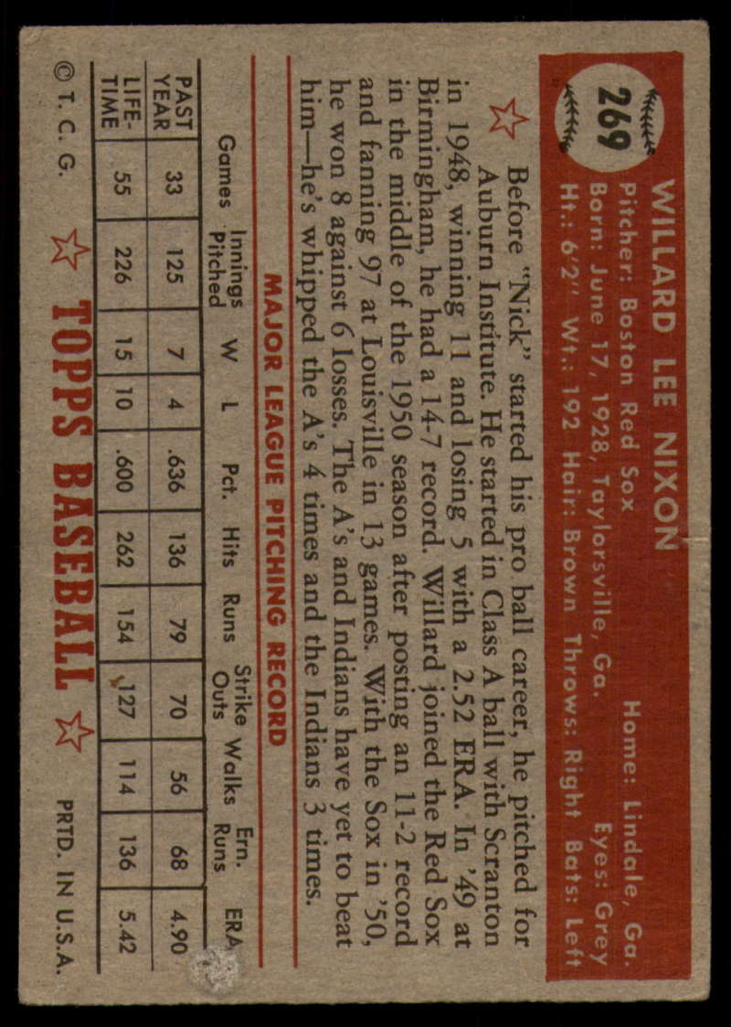 1952-Topps-Baseball-241-407-Complete-your-set-Pick-your-card thumbnail 205