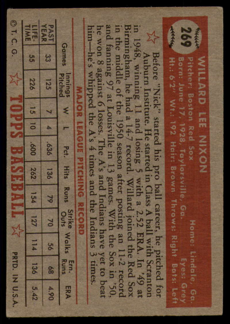 1952-Topps-Baseball-241-407-Complete-your-set-Pick-your-card thumbnail 207