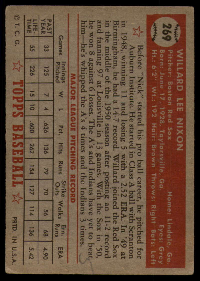 1952-Topps-Baseball-241-407-Complete-your-set-Pick-your-card thumbnail 209