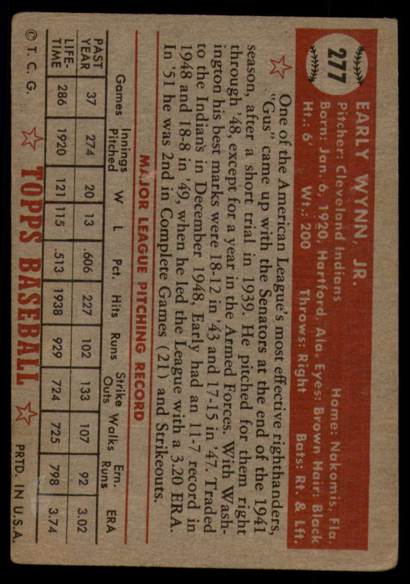 1952-Topps-Baseball-241-407-Complete-your-set-Pick-your-card thumbnail 223