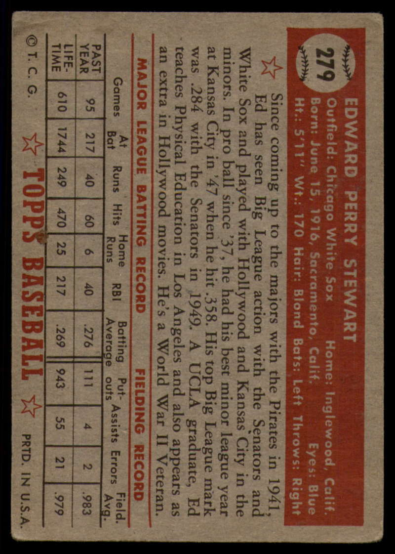 1952-Topps-Baseball-241-407-Complete-your-set-Pick-your-card thumbnail 225