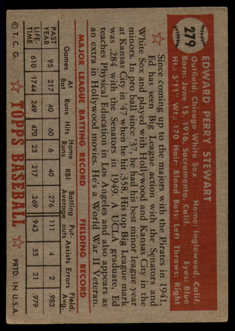 1952-Topps-Baseball-241-407-Complete-your-set-Pick-your-card thumbnail 227
