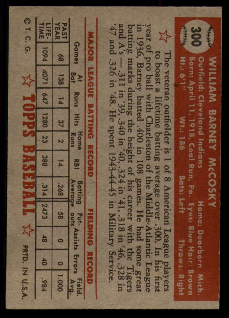 1952-Topps-Baseball-241-407-Complete-your-set-Pick-your-card thumbnail 257