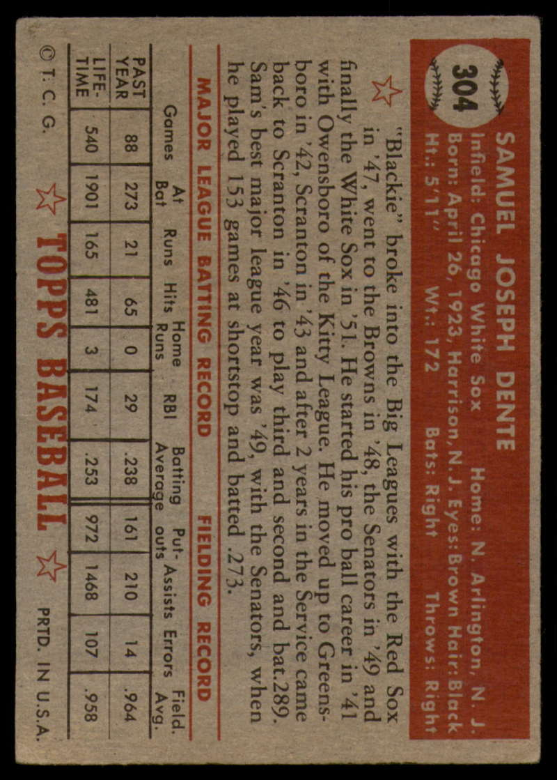 1952-Topps-Baseball-241-407-Complete-your-set-Pick-your-card thumbnail 271