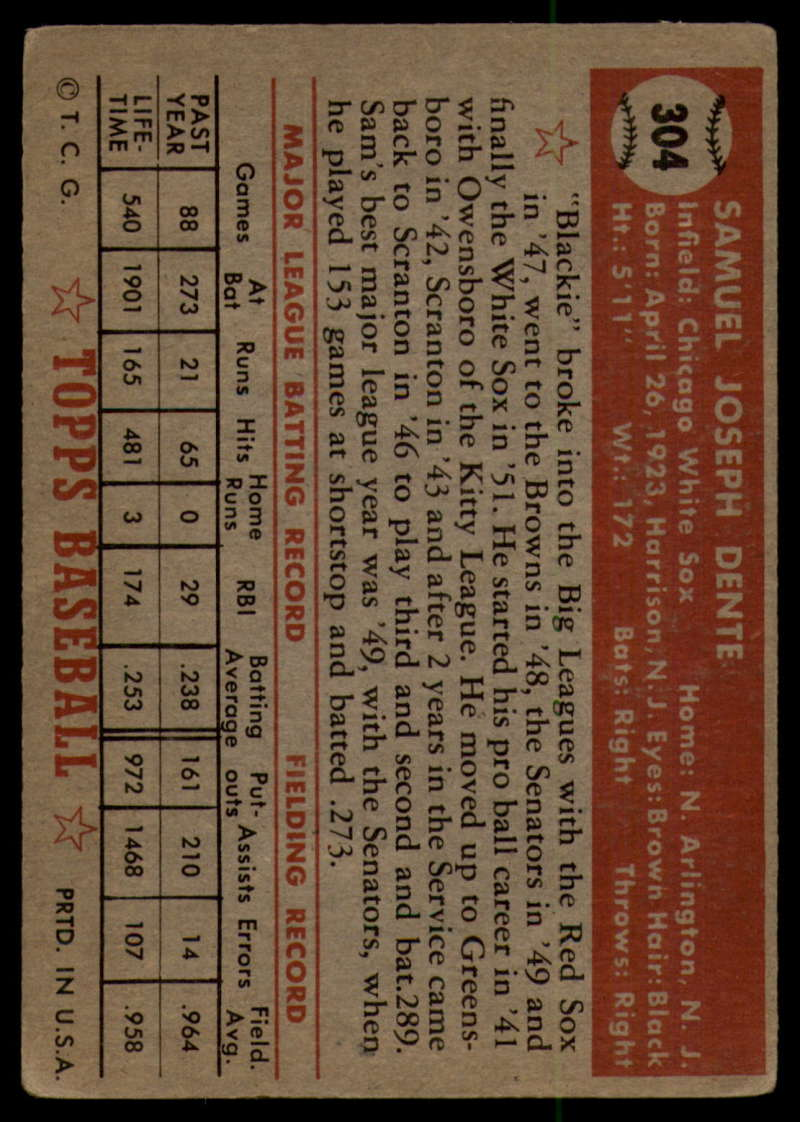 1952-Topps-Baseball-241-407-Complete-your-set-Pick-your-card thumbnail 273