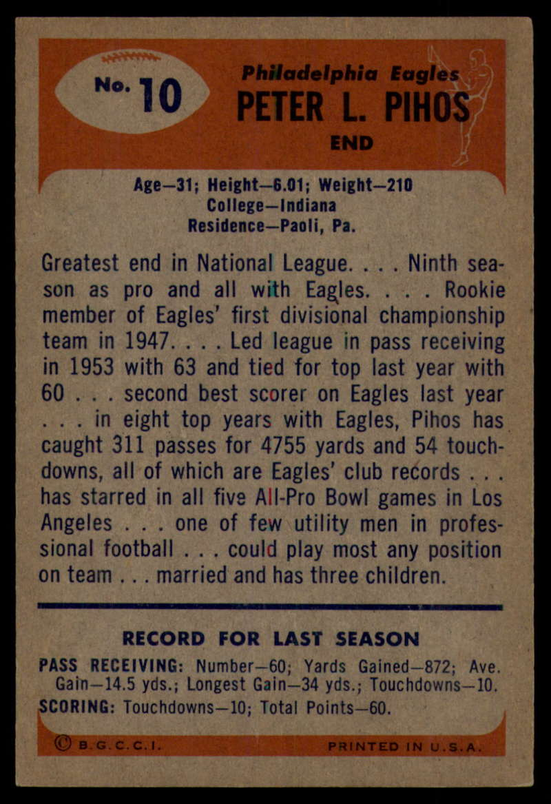 1955-Bowman-Football-1-70-Complete-your-set-Pick-your-card thumbnail 49