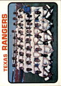 1973 Topps #7 Rangers Team NM-MT