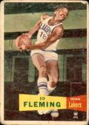 1957 Topps #79 Ed Fleming G Good DP