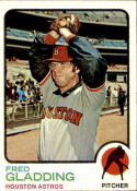 1973 Topps #17 Fred Gladding NM-MT+
