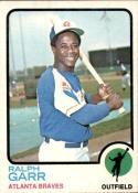 1973 Topps #15 Ralph Garr NM-MT