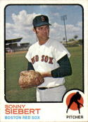1973 Topps #14 Sonny Siebert NM-MT