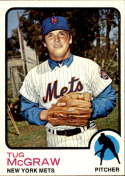 1973 Topps #30 Tug McGraw NM-MT