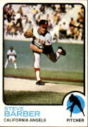 1973 Topps #36 Steve Barber NM-MT+