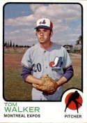 1973 Topps #41 Tom Walker NM+ RC Rookie
