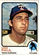 1973 Topps #58 Mike Paul NM-MT