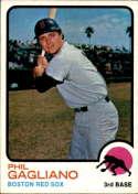 1973 Topps #69 Phil Gagliano EX/NM