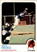 1973 Topps #72 Ron Reed NM+