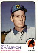 1973 Topps #74 Billy Champion NM Near Mint