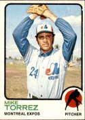 1973 Topps #77 Mike Torrez NM+