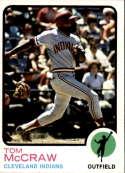 1973 Topps #86 Tom McCraw NM+