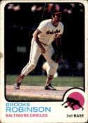 1973 Topps #90 Brooks Robinson G Good