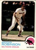 1973 Topps #90 Brooks Robinson EX Excellent