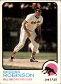 1973 Topps #90 Brooks Robinson VG/EX Very Good/Excellent