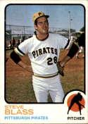 1973 Topps #95 Steve Blass EX/NM